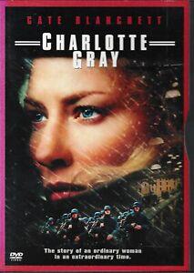 CHARLOTTE-GRAY-DVD-2002-SNAPCASE-EXTRAORDINARY-STORY