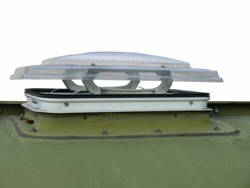 Dachfenster für GFK-Hütten Wohnwagen Wohnmobile