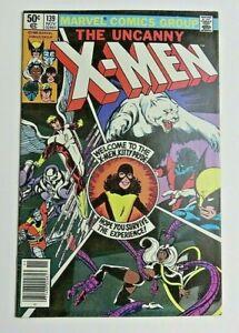 X-MEN-139-COMIC-BOOK-KITTY-PRYDE-1st-As-SPIRTE-1980-MARVEL-BRONZE-AGE-NM