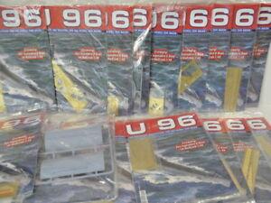 Modellbau-U-96-Bausatz-Hachette-zum-aussuchen-ab-101-150