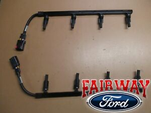 s l300 03 super duty f250 f350 oem genuine ford glow plug wire harness wiring harness for 2003 f250 at gsmx.co