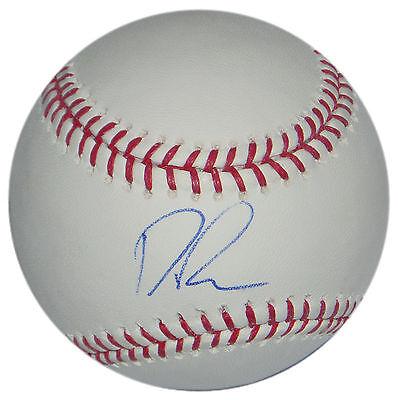 Drew Pomeranz Signed Oml Bud Selig Baseball W/mlb S/n# Hologram San Diego Padres Exquisite Craftsmanship; Autographs-original