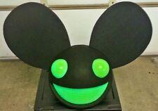 Deadmau5 Head Halloween Mask Costume with light