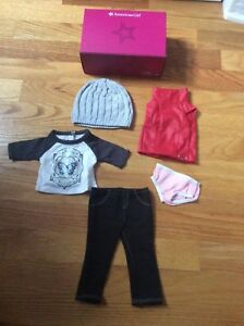 American Girl Create Your Own Let/'s Explore Outfit