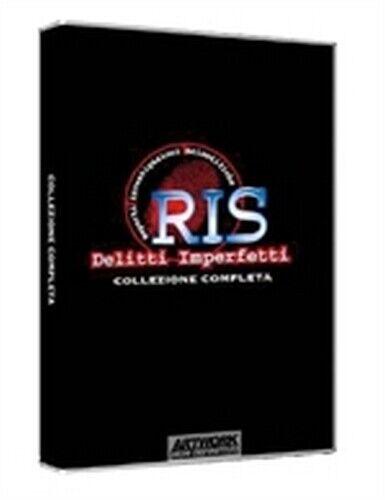 RIS - Delitti imperfetti - Collezione Completa - Stagioni 1-5 (23 DVD)