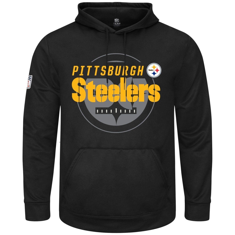 NFL Football PITTSBURGH STEELERS Hoody Kaputzenpullover Great Value hood Sweater