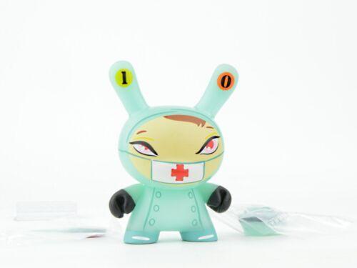 #10 Nurse Cackle Kidrobot The 13 Comes Slithering Back Vinyl Mini-Figure