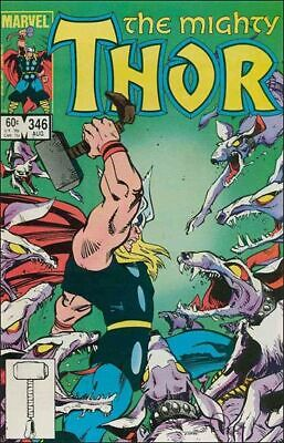 $3.99 Unlimited Shipping #341 9.2 Near Mint 1966 Thor