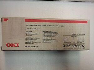 Cartouche Toner Cartridge OKI 42804506 pour C5200/C5400 Magenta - France - État : Neuf: Objet neuf et intact, n'ayant jamais servi, non ouvert, vendu dans son emballage d'origine (lorsqu'il y en a un). L'emballage doit tre le mme que celui de l'objet vendu en magasin, sauf si l'objet a été emballé par le fabricant d - France