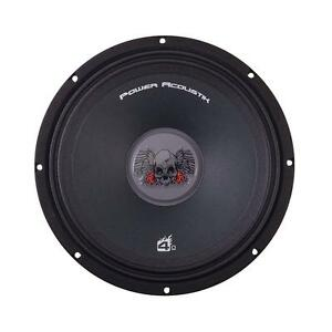 "Power Acoustik PRO.804 200 Watts 8"" Pro Audio Mid Range / Bass Speaker Woofer"