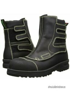 48a5f8ce81f Details about Blundstone 881 Steel Toe Smelter Boot (9-Inch,  Flame-Retardant Welding Boot)