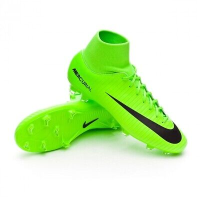 nike mercurial football boots with sock