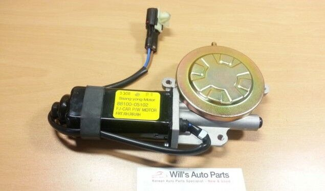 GENUINE BRAND NEW LH FRONT WINDOW MOTOR SUITS SSANGYONG MUSSO SPORTS 2004-2006