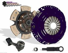 CLUTCH KIT AND SLAVE STAGE 2 GMP FOR 2000-2004 FORD FOCUS 2.0L 4CYL ONLY DOHC