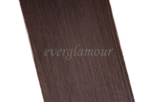 Black Brown Blonde Pony Tail Hair Extension Scrunchie Bun Hair Piece wig