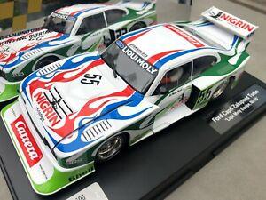 "CARRERA DIGITAL 124 23869 Ford Capri Zakspeed Turbo ""Liqui Moly Equipe, No. 55"""