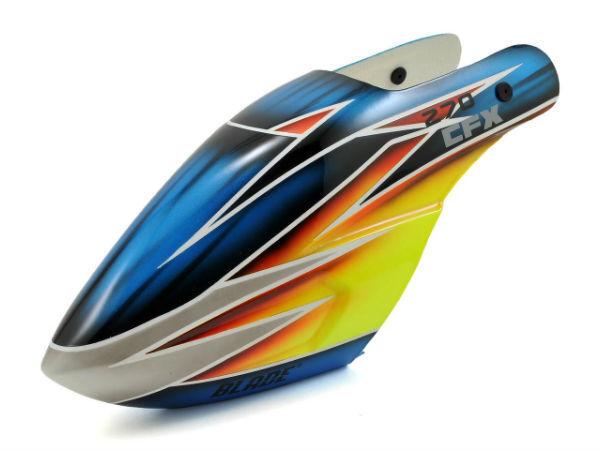 Fibreglass Canopy (Teal) - Blade 270 CFX