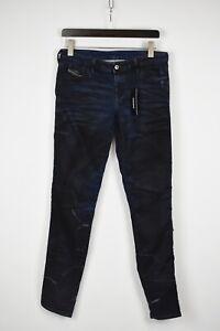 DIESEL GRACEY-NE Women's W31 L33 Ripped Dirty Look Skinny Jeans 34800_GS