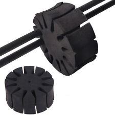 3pcs archery arrow holder foam round rack 12 separator quiver protection bow EV