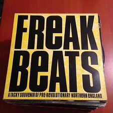 Freak Beats-LP-Bop Scam-England-Vinyl Record-VG+