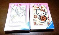 Ravensburger Puzzle 0945169 & 0945162 2 Stück Minipuzzle Hello Kitty Neu In Ovp