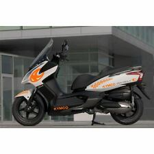 SET 12 ADESIVI ARANCIO KYMCO DOWNTOWN 300I 300 125I 125 GRAFICA CARENA STICKERS