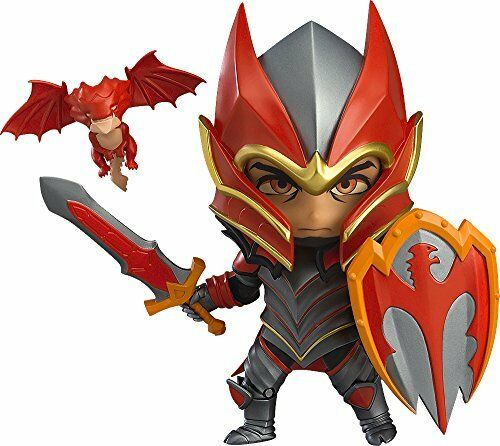 NEW Nendoroid 615 DOTA 2 DRAGON KNIGHT Action Figure Good Smile Company F/S