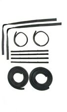 FOR 1978-79 DODGE RAM 100 200 300 New Precision Weatherstripping Door Seal Kit