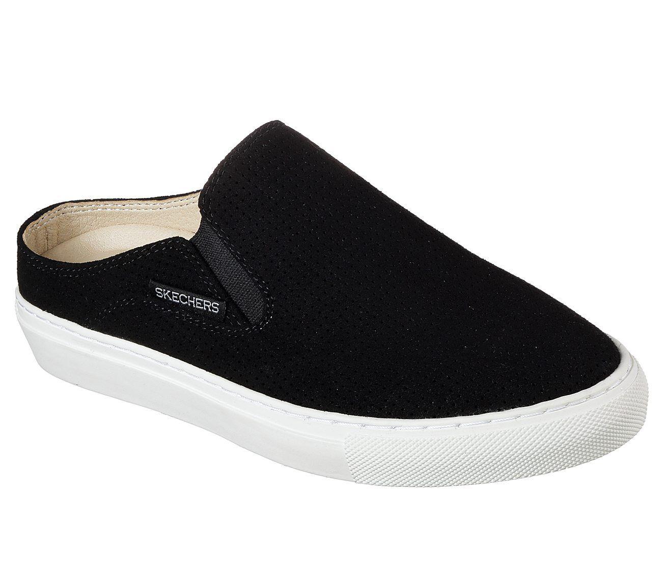 Skechers Women's Vaso Mitad Black 49745 BLK