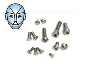 Stainless-Steel-Rebolt-Kit-Screws-To-Suit-Crosman-AS2250-King-Ratcatcher
