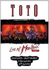Toto Live at Montreux 1991 DVD 5034504125377 and All Region 2016