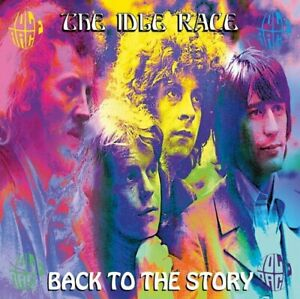 The-Idle-Race-Back-To-The-Story-CD