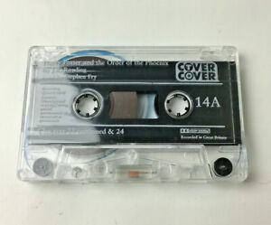 Harry-Potter-And-The-Order-Of-The-Phoenix-Audio-Book-Cassette-14-A-B