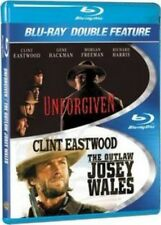 Unforgiven/The Outlaw Josey Wales (Blu-ray Disc, 2014, 2-Disc Set)