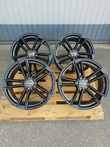 18 Zoll WH27 Felgen für Audi A3 S3 RS3 A4 A6 Q2 TT TTS 8J 8S S-line RS Rotor Q2