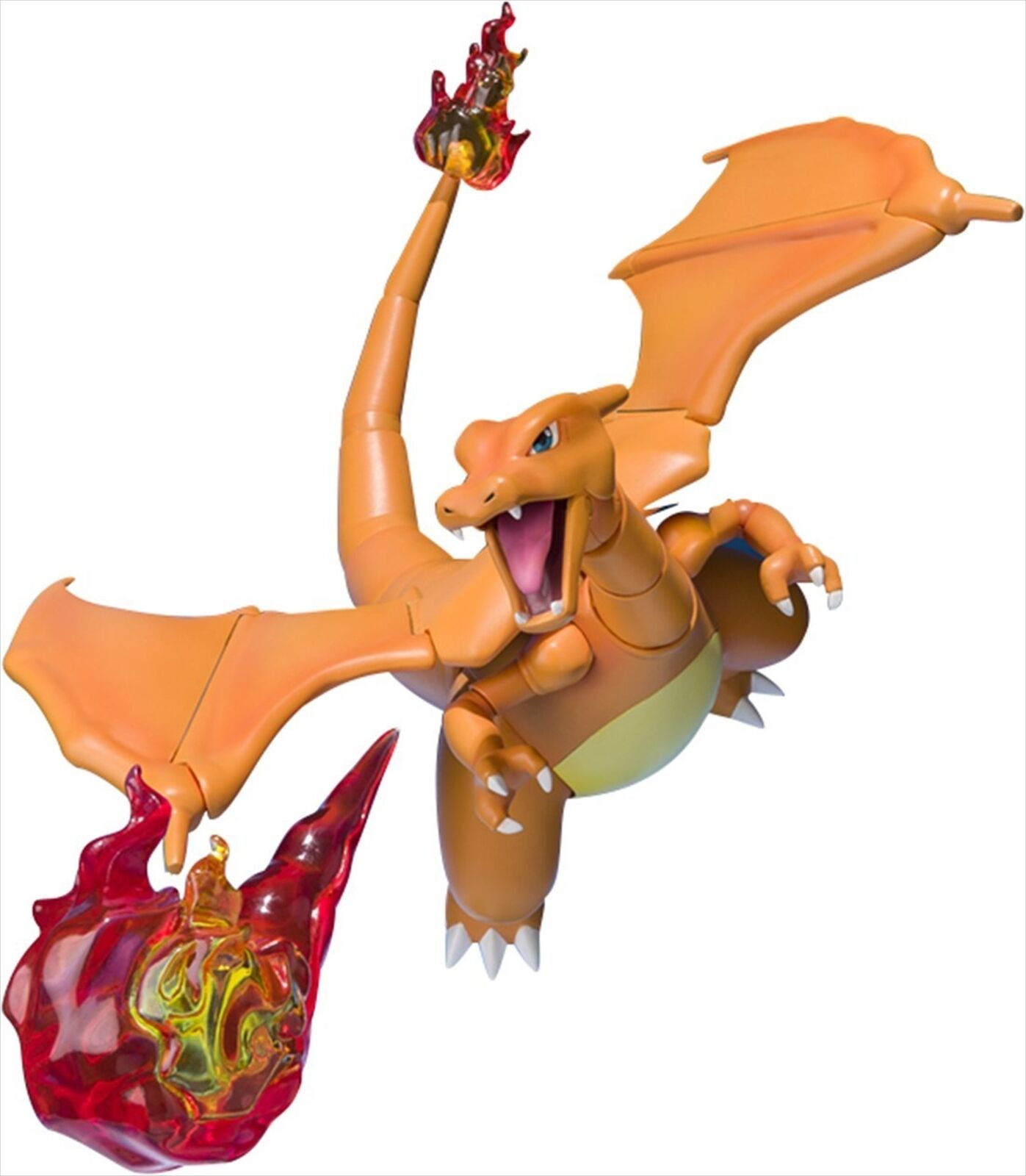 Bandai D-Arts Pokemon Charizard Lizardon Action Figure