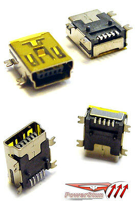 Mini USB Jack 5pin  Buchse Camera Tablet Handy Laptop Gerätebuchse SMT us186