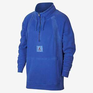 Nike NSW Optic Crew Sweatshirt New Desert Sand White Black Men 928465-221