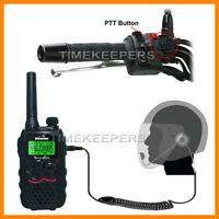 HM-600 Open Face Motorbike Headset Binatone Action 950 1000 1100 Terrain 550 750