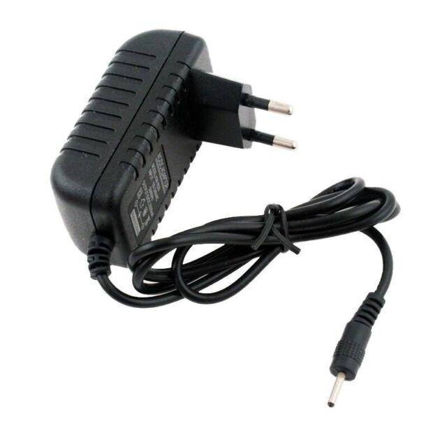 Adaptateur CA Chargeur Secteur Universel pour Tablette 2,5 mm 5V 2A - Neuf