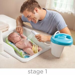 summer infant newborn to toddler bath and shower tub ebay. Black Bedroom Furniture Sets. Home Design Ideas
