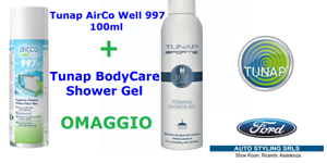 Tunap-Airco-Well-997-Detergente-Igienizzante-AC-Filtro-AntiPolline-EX-181-996