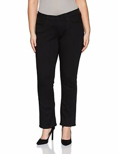 Details About Signature By Levi Strauss Co Gold Label Women S Plus Size Curvy Straig