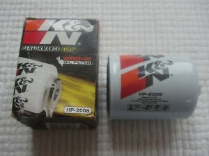NEW-K-amp-N-HP-2008-Performance-Gold-Wrench-Off-Oil-Filter-For-NISSAN