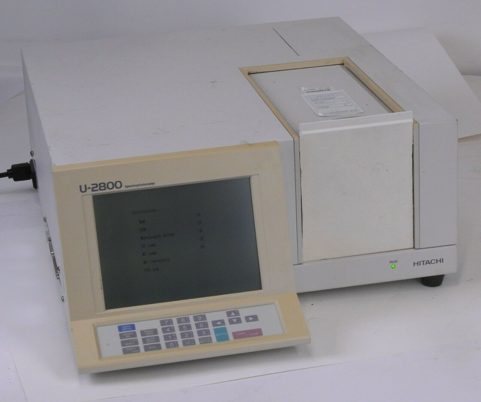 Hitachi U-2800 Spectrophotometer