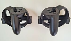 Oculus Rift CV1 Touch Controller Padded Wall Mounts Holders (2 Pack ... 746c0f2f27