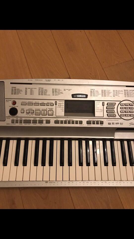 Keyboard, Yamaha