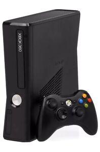 Xbox-360-Console-4gb-Black-Microsoft-Controller-sports-Game