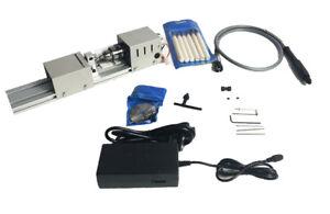 Mini-DIY-Wood-Lathe-Lathe-Machine-Cutting-Polisher-Table-Saw-110-240V