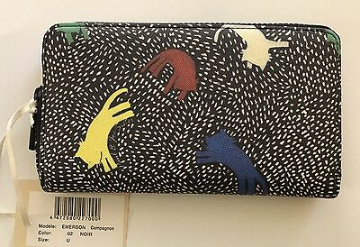 Women's Paul&Joe Sister EMERSON Zip Wallet
